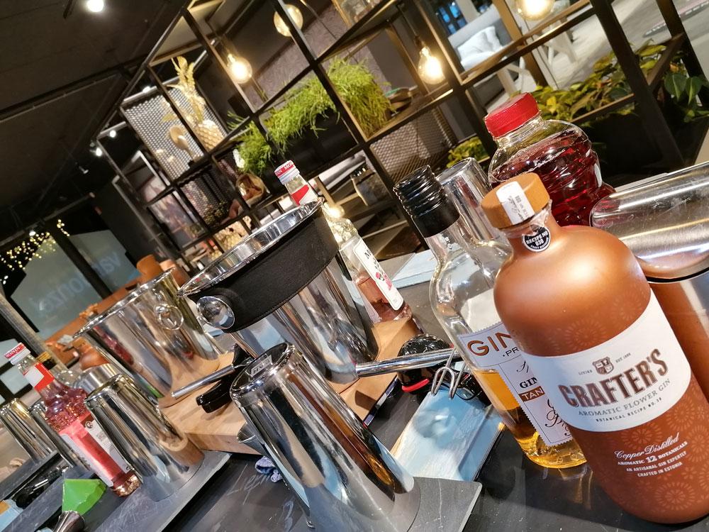 Mocktailbar Shake'M