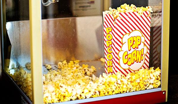 Popcorn-verhuur