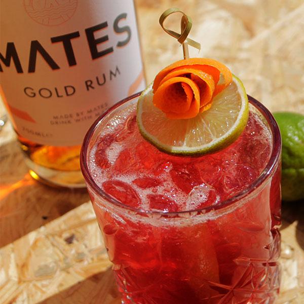 Rum-cocktailbox