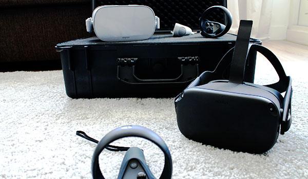VR-bril verhuur