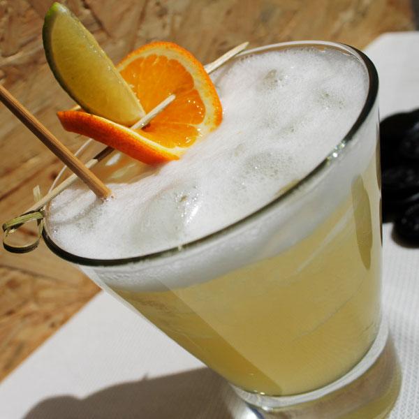 Mountain Man Cocktail thuisbezorgd